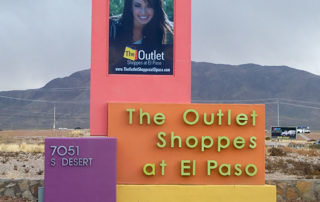 Monument-Sign-El-Paso-Outlets