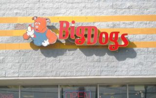 Channel-Letters Sign-Big-Dogs